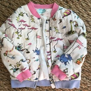 Other - Dr Seuss for target bomber jacket